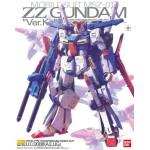 MG 1/100 ZZ Gundam Ver.Ka Plastic Model Mobile Suit Gundam ZZ Bandai