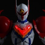 Tatsunoko Heroes Fighting Gear Infini-T Force Tekkaman Fighting Gear ver. Sentinel