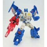 Transformers LG66 Targetmaster Topspin Takara Tomy
