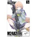 Little Armory (LA036) M24A2 Type Takara Tomy