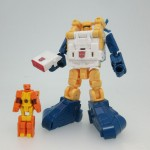 Transformers LG64 Seaspray & Lione Takara Tomy