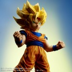 Deforeal Dragon Ball Z Super Saiyan Son Goku PLEX