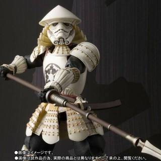 Star Wars Movie Realization Yari Ashigaru Stormtrooper Bandai Limited