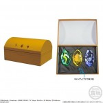Pocket Monsters Shinka no Ishi Candy Box Candy Toy Bandai Shokugan Limited