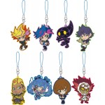 Yu-Gi-Oh VRAINS Rubber Strap Collection box of 8 Movic