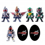 CONVERGE KAMEN RIDER Part.8 Box of 10 Bandai