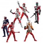 SHODO Kamen Rider VS8 Box of 10 Bandai