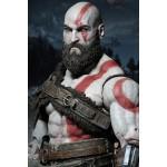 God of War 2018 Kratos 1/4 Action Figure
