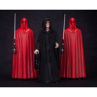 ARTFX+ Star Wars Emperor Palpatine with Royal Guard 1/10 Kotobukiya