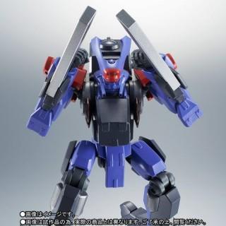 Robot Damashii (side KMF) Code Geass Sutherland Purebloods Type & Standard Type Parts Set Bandai limited
