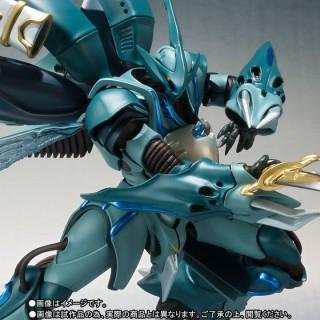 Robot Damashii (side AB) Aura Battler Dunbine Bellvine Bandai Limited