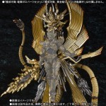 Makai Kado Garo Red Requiem Ryujin Garo Parts Set Bandai Limited