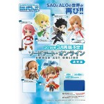 Toysworks Collection Niitengo Deluxe Sword Art Online Box of 6 Chara-Ani