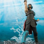 SH S.H. Figuarts Thor Ragnarok - Thor & Thunder Effect Set Bandai Limited