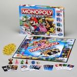 Monopoly Gamer Super Mario Takara Tomy
