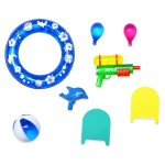Kisekae Action! Accessories 01 Water Play Set Milestone Limited KADOKAWA