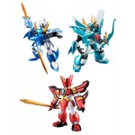 Variable Action Granzort - Aquabeat - Winzart Set Shining ver. MegaHouse