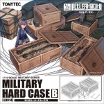 Little Armory LD0014 1/12 Military Hard Case B Takara Tomy