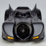 Figure Complex Movie Revo Series No.009 Batman Batmobile (1989) Kaiyodo