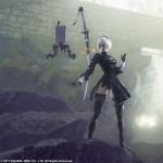 BRING ARTS NieRAutomata 2B & Machine Set of 2 Square Enix