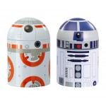 Star Wars The Last Jedi Home & Kitchen Canister R2-D2 & BB-8 Funko