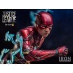 Justice League Flash 1/10 Iron Studios