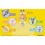 PUTITTO Kemono Friends Box of 8 KADOKAWA
