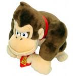 (T5E8) Super Mario Plush Toy Donkey Kong