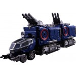 Diaclone DA-19 Big Powered GV Renketsu Sentou Trailer Takara Tomy