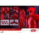 Movie Masterpiece Star Wars The Last Jedi 1/6 Scale Praetorian Guard (Double Blade) Hot Toys