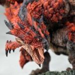 Capcom Figure Builder Creators Model Fire Wyvern Rathalos Fukkoku Edition Capcom