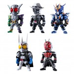 CONVERGE KAMEN RIDER Part.9 Box of 10 CANDY TOY Bandai