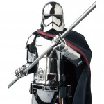 MAFEX No.66 MAFEX CAPTAIN PHASMA (THE LAST JEDI Ver.) Medicom Toy