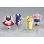 Nendoroid More Love Live! Sunshine!! Dress Up World Image Girls Vol.2 Box of 5 Good Smile Company