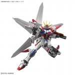 HGBF 1/144 Build Strike Galaxy Cosmos from Gundam Build Fighters Battlogue Plastic Model Bandai