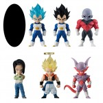 Dragon Ball Adverge Part 6 box of 10 Bandai