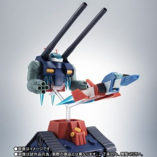Robot Damashii (side MS) RX-75-4 Guntank & Core Fighter Launching Parts ver. A.N.I.M.E. Mobile Suit Gundam Bandai Limited