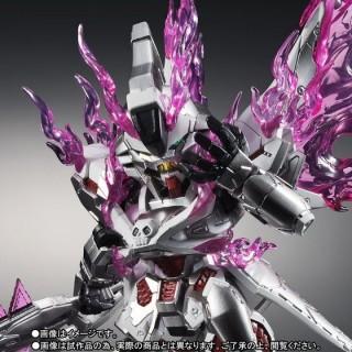 Mobile Suit Crossbone Gundam Ghost NXEdgestyle (MS UNIT) Ghost Gundam Bandai Limited
