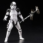 ARTFX+ Star Wars The Last Jedi First Order Stormtrooper Executioner 1/10 Kotobukiya