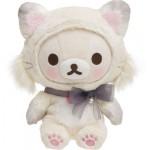 MX37501 Rilakkuma Korilakkuma Cat Plush San-x
