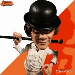 Stylized Figure A Clockwork Orange Alex Mezco