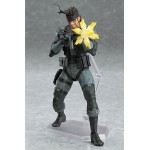 figma Metal Gear Solid 2 Sons of Liberty Solid Snake MGS2 ver. MAX Factory