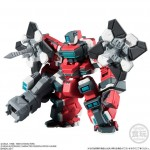 FW CONVERGE Mechanics Cyber Troopers Virtual-On Raiden (CANDY TOY) Bandai