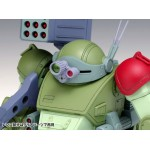 Armored Trooper Votoms Scopedog Red Shoulder Custom Plastic Model 1/35 WAVE