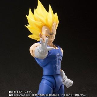 SH S.H. Figuarts Dragon Ball Z DBZ Majin Vegeta Bandai Limited