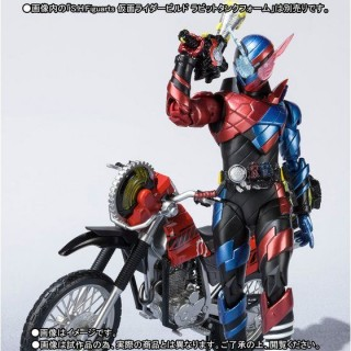 SH S.H. Figuarts Kamen Rider Build Machine Builder & Parts Set Bandai Limited