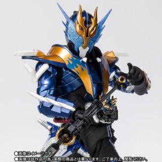 SH S.H. Figuarts Kamen Rider Build Kamen Rider Cross-Z Bandai Limited