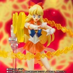 SH S.H Figuarts Bishoujo Senshi Sailor Moon Super Sailor Venus Bandai Limited