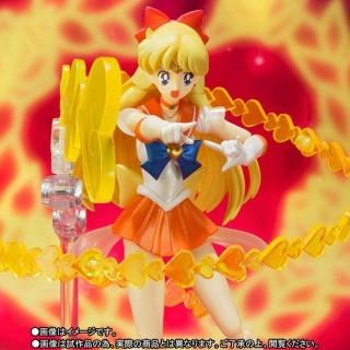 SH S.H Figuarts Bishoujo Senshi Sailor Moon Super Sailor Venus Bandai Limited