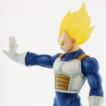 Gigantic Series Dragon Ball Z Super Saiyan Vegeta Big Bang Attack Ver. PLEX